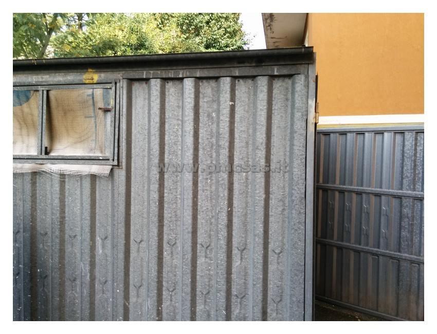 box lamiera usato - pmc prefabbricati e arredo giardino